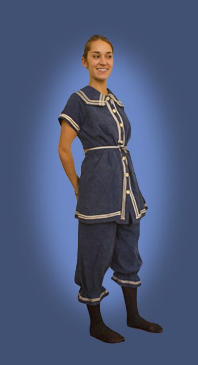 maillot de bain année 1920